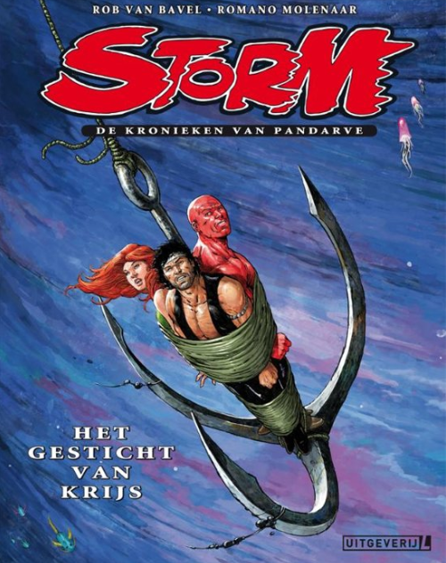 Storm 31 - Het Gesticht van Krijs