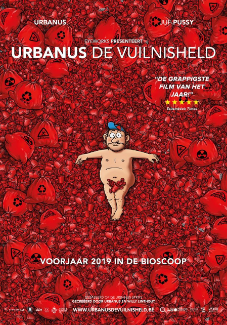Animatiefilm van Urbanus