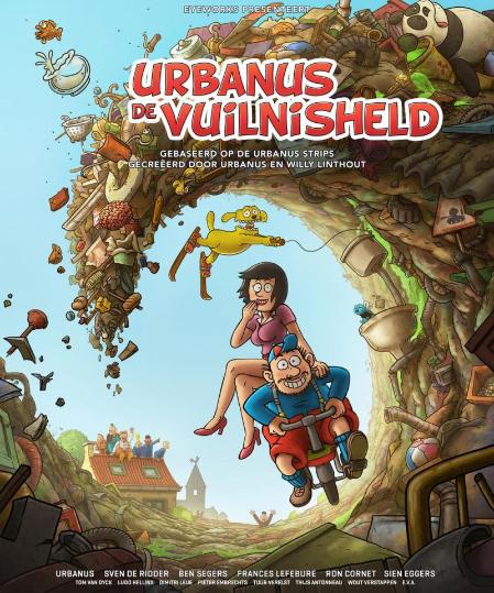 Urbanus Vuilnisheld