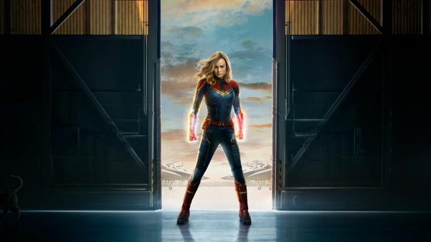 Captain Marvel Film Première Nederland Detekentafelcom