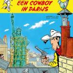 Lucky Luke 8 Een Cowboy in Parijs