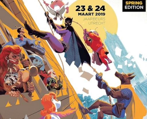Dutch Comic Con 2019