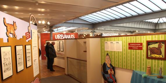 Urbanus Expositie