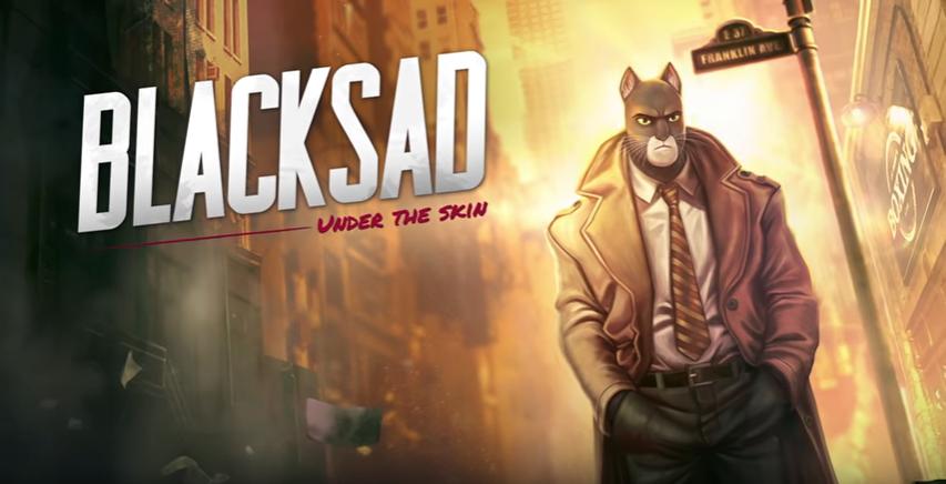 Blacksad game