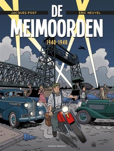 beste stripalbum van het jaar 2019