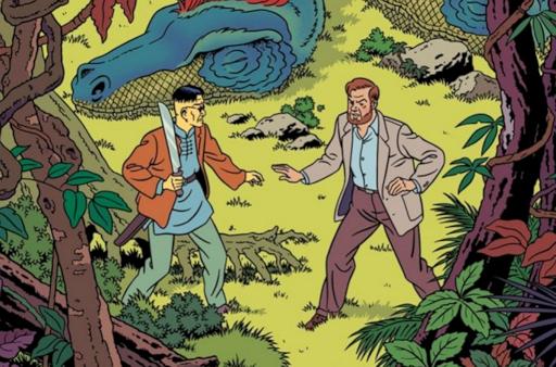 Blake en Mortimer 26