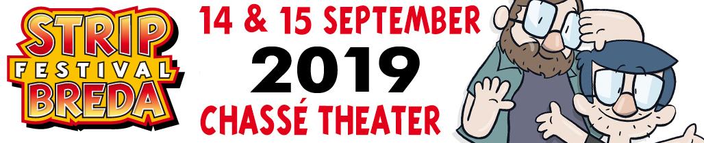 Stripfestival Breda 2019
