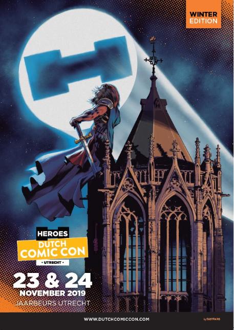 Dutch Comic Con Winter Edition 2019