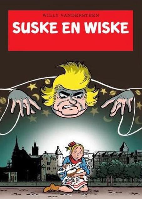 Suske en Wiske 353