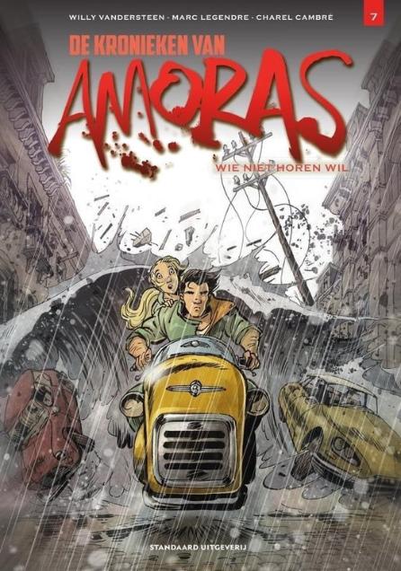 De Kronieken van Amoras 7