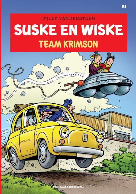 Suske en Wiske 352