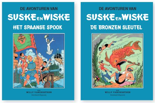 Suske en Wiske in 2020