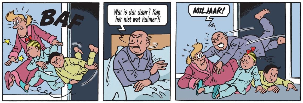 Suske en Wiske door Paul Geerts