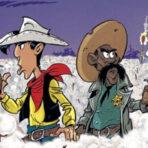 Nieuwe Lucky Luke over Slavernij