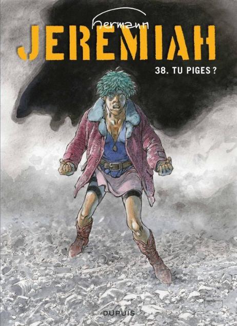 Nieuwe Jeremiah 38