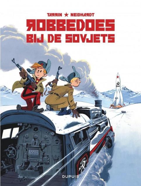 Robbedoes bij de Sovjets