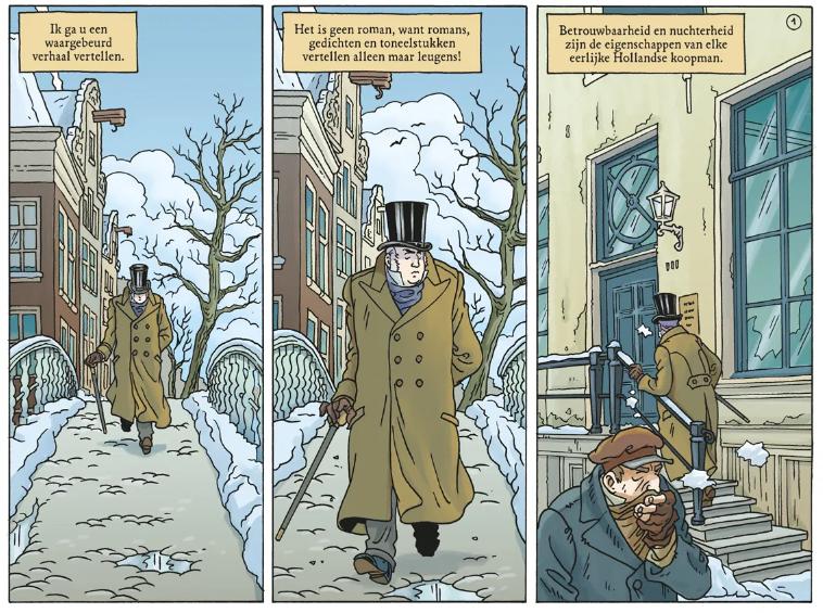 Max Havelaar Graphic Novel
