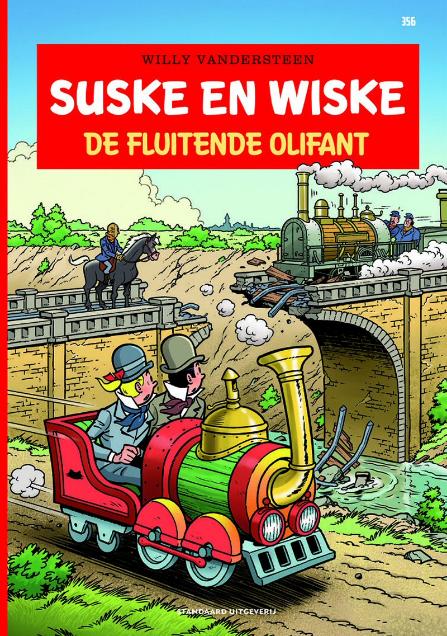 Suske en Wiske in 2021