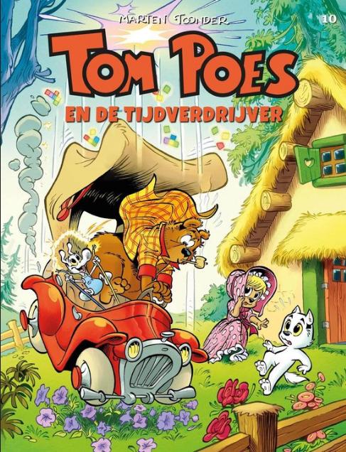 Tom Poes en de Tijdverdrijver