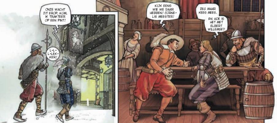 Willem van Oranje 1 - De Opstand