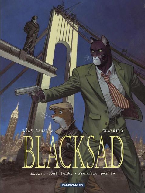 Blacksad deel 6