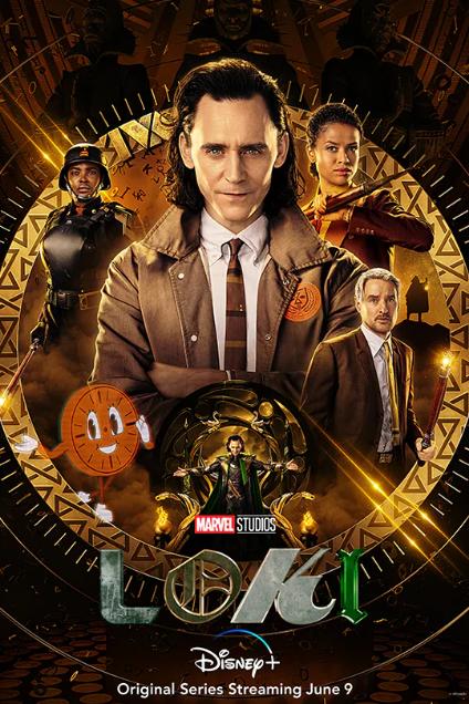 Loki Marvel TV Serie