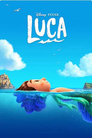 Pixar Animatie Luca