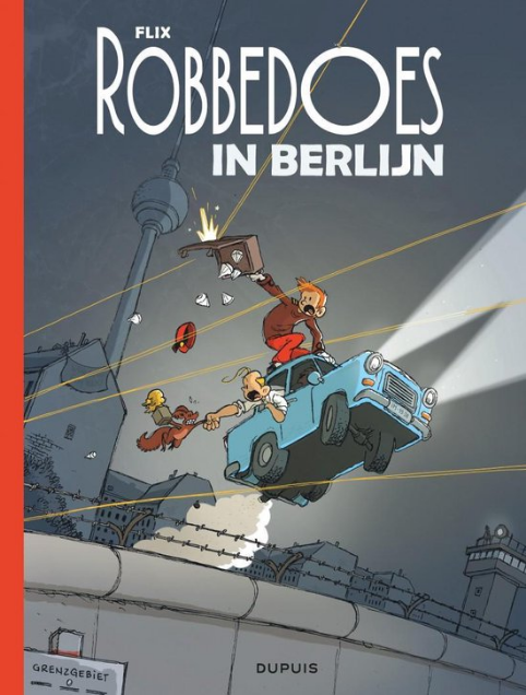 Robbedoes in Berlijn