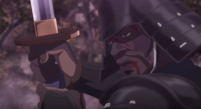 Yasuke The Black Samurai